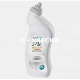 PROdezi CLEAN WC gel 0,5l čistič sanitárnej keramiky