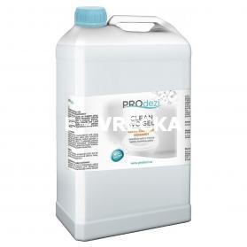 PROdezi CLEAN WC gel 1l čistič sanitárnej keramiky