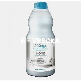 PROdezi HOME 1 l dezinfekcia povrchu a zápachu domácnosti náhradné balenie
