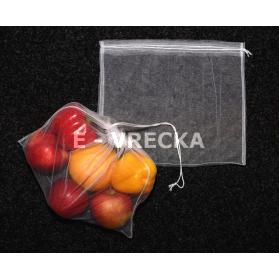 Vrecko 30x25 cm z tylu na ovocie a zeleninu