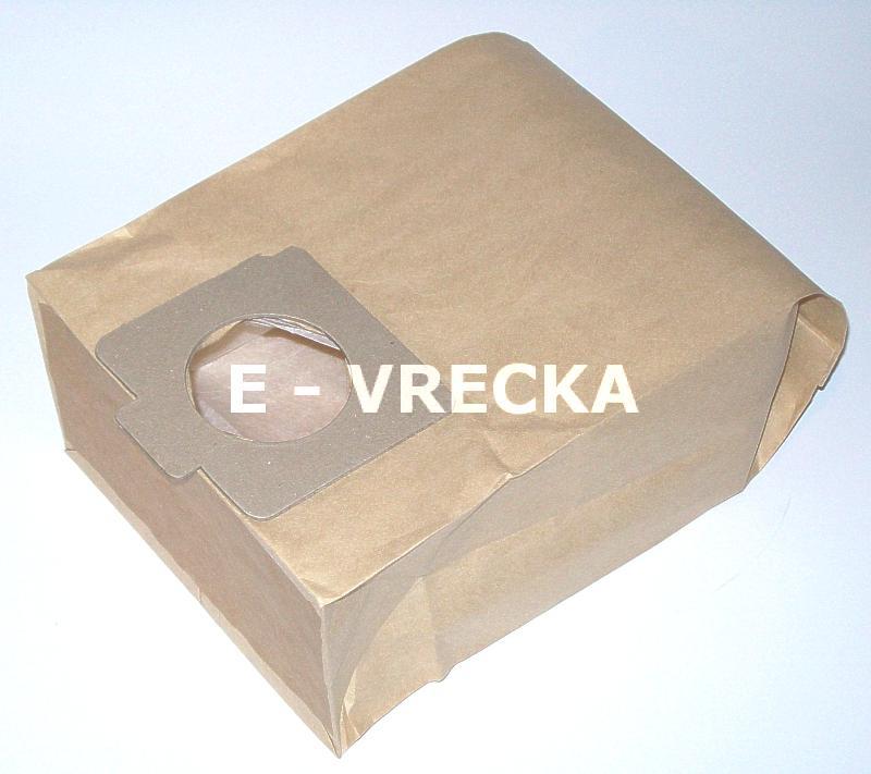 829e154e5 Sáček papírový do vysavače Moulinex Compact, De Luxe, Boogy,... M005 ...